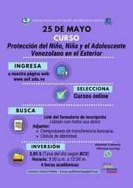 Protección del NNA Venezolano en el Exterior